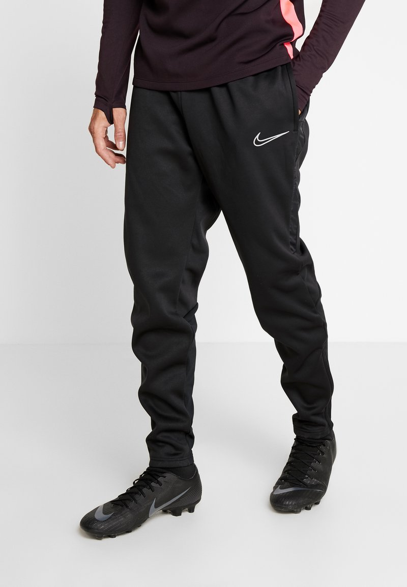 Nike Performance - ACADEMY PANT WINTERIZED - Pantalon de survêtement - black/silver