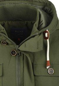 Blend - CIRO - Winter jacket - ivy green - 4