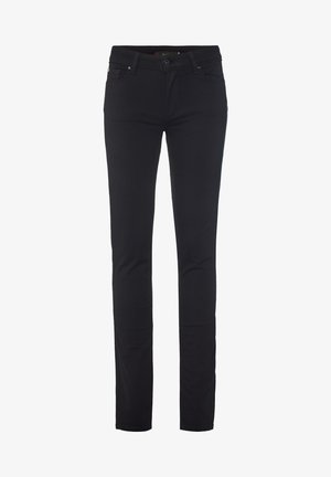 PUSH UP SKINNY - Jeans Skinny Fit - black