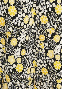 LASCANA - Jersey dress - schwarz/gelb - 5