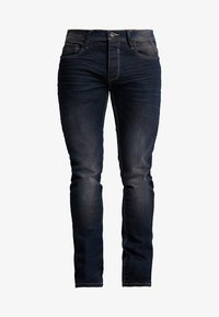 Straight leg jeans - denim middle blue
