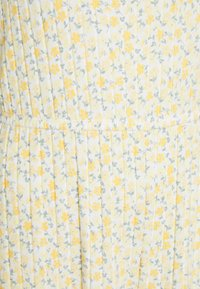 Gilly Hicks - PRINTED COZY JUMPSUIT - Strandaccessoire - yellow - 2