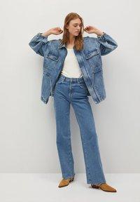 Mango - COLETTE - Denim jacket - medium blue - 1