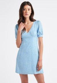 Kookai - Day dress - blue - 0