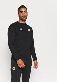 New Balance - AS ROMA - Club wear - black - 0