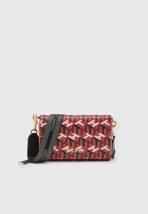 ICONIC CROSSOVER MONO - Clutch - pink