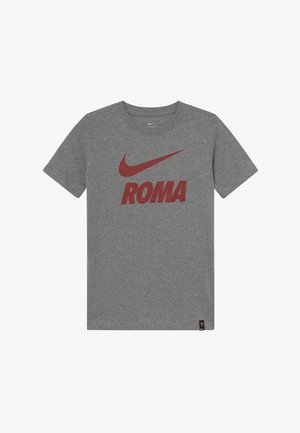 AS ROM TEE GROUND - Club wear - grey heather