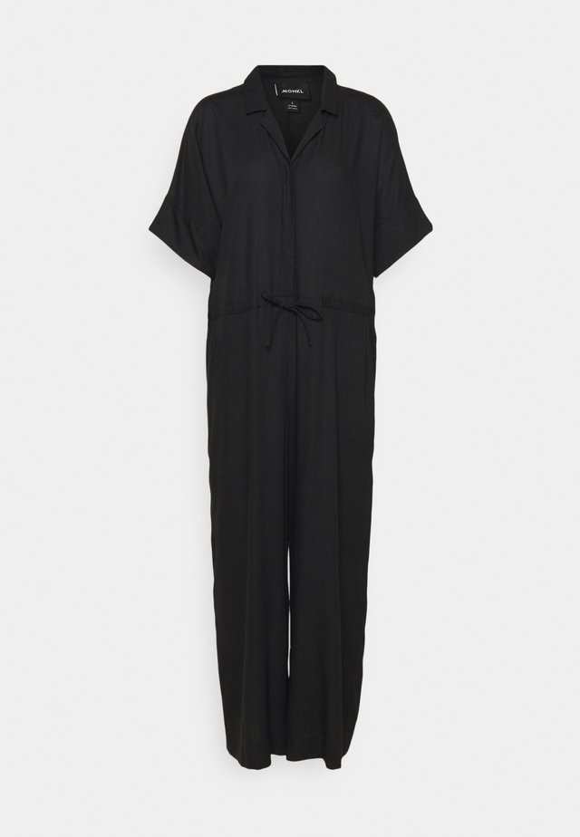 KALOLO - Jumpsuit - black dark solid