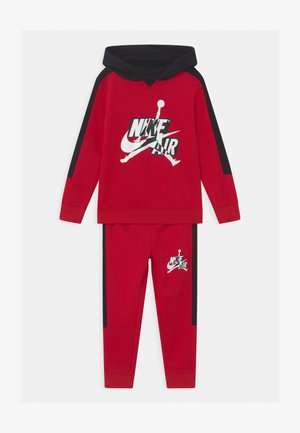 JUMPMAN CLASSICS SET - Dres - gym red