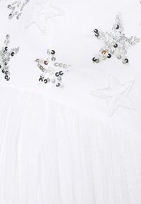 Maya Deluxe Maternity - EMBELLISHED BISHOP SLEEVE DRESS - Occasion wear - white - 5