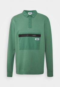 WAWWA - JONAH RUGBY SWEATSHIRT SAGE - Sweatshirt - green - 0