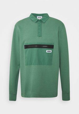 JONAH RUGBY SWEATSHIRT SAGE - Sweatshirt - green