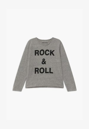 LONG SLEEVE  - Long sleeved top - grey