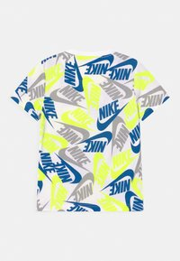 Nike Sportswear - FUTURA TOSS - Print T-shirt - white - 1