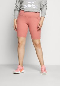 adidas Originals - TIGHT SPORTS INSPIRED HIGH RISE - Leggings - Trousers - light pink - 0