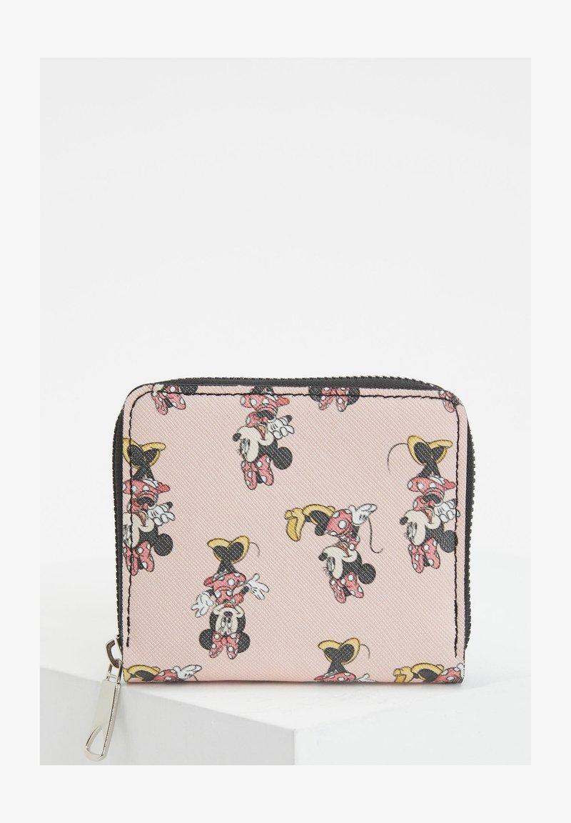 DeFacto - MICKEY MINNIE  - Wallet - pink/black