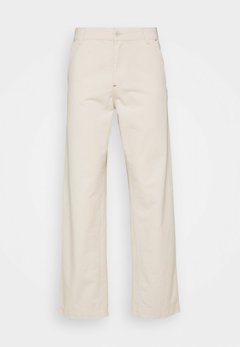 Carhartt WIP - WESLEY PANT NEWCOMB - Relaxed fit jeans - natural