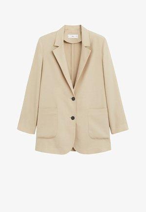 BOMBAY - Krátký kabát - beige