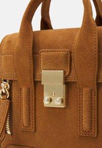 3.1 Phillip Lim - PASHLI MINI SATCHEL - Handbag - cinnamon - 7
