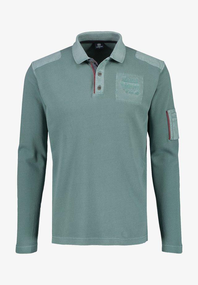 Polo shirt - teal