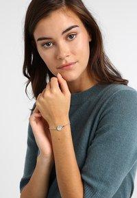 Emporio Armani - Bracelet - silver-coloured - 1