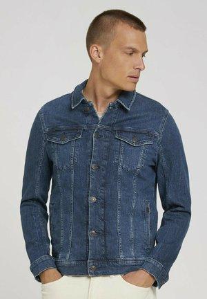 Giacca di jeans - stone wash denim