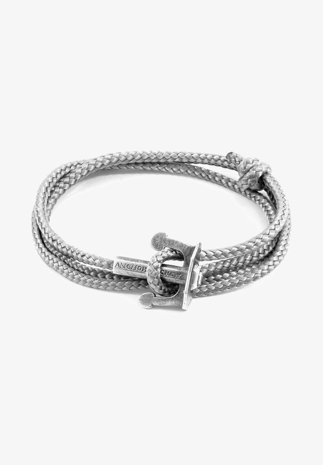 UNION - Armband - silver-coloured