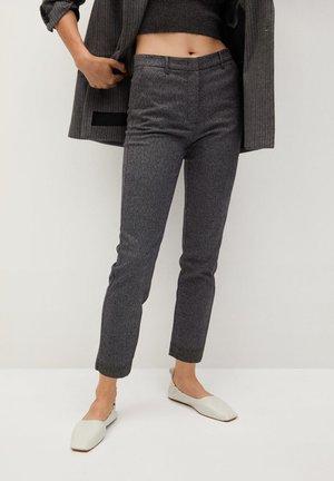 WARM - Chino kalhoty - grau