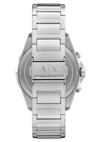 Armani Exchange - DREXLER - Chronograph watch - silver - 1
