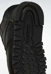 Reebok Classic - CLASSIC LEATHER SHOES - Baby shoes - black - 7