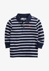 Next - Poloshirt - blue - 0