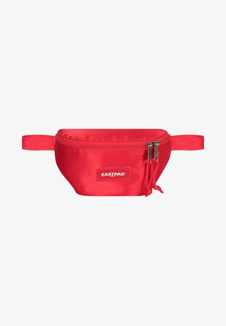 Eastpak - SPRINGER SATINFACTION - Bum bag - red