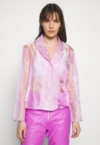HOSBJERG - JASMINE - Skjortebluser - light pink - 0