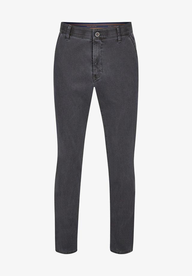 GARVEY 7015 - Trousers - dunkelgrau (3)