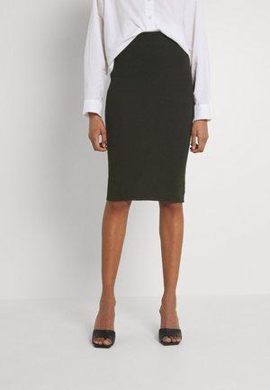 NMCELIA SKIRT - Pencil skirt - rosin