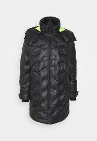 Diesel - W-RUSSELL-LONG-THERMO JACKET - Winter jacket - black - 4