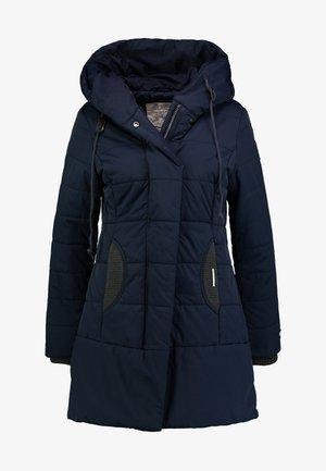 Krátký kabát - navy