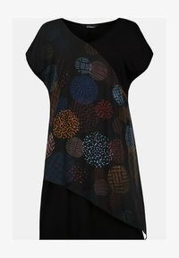 Ulla Popken - Day dress - zwart