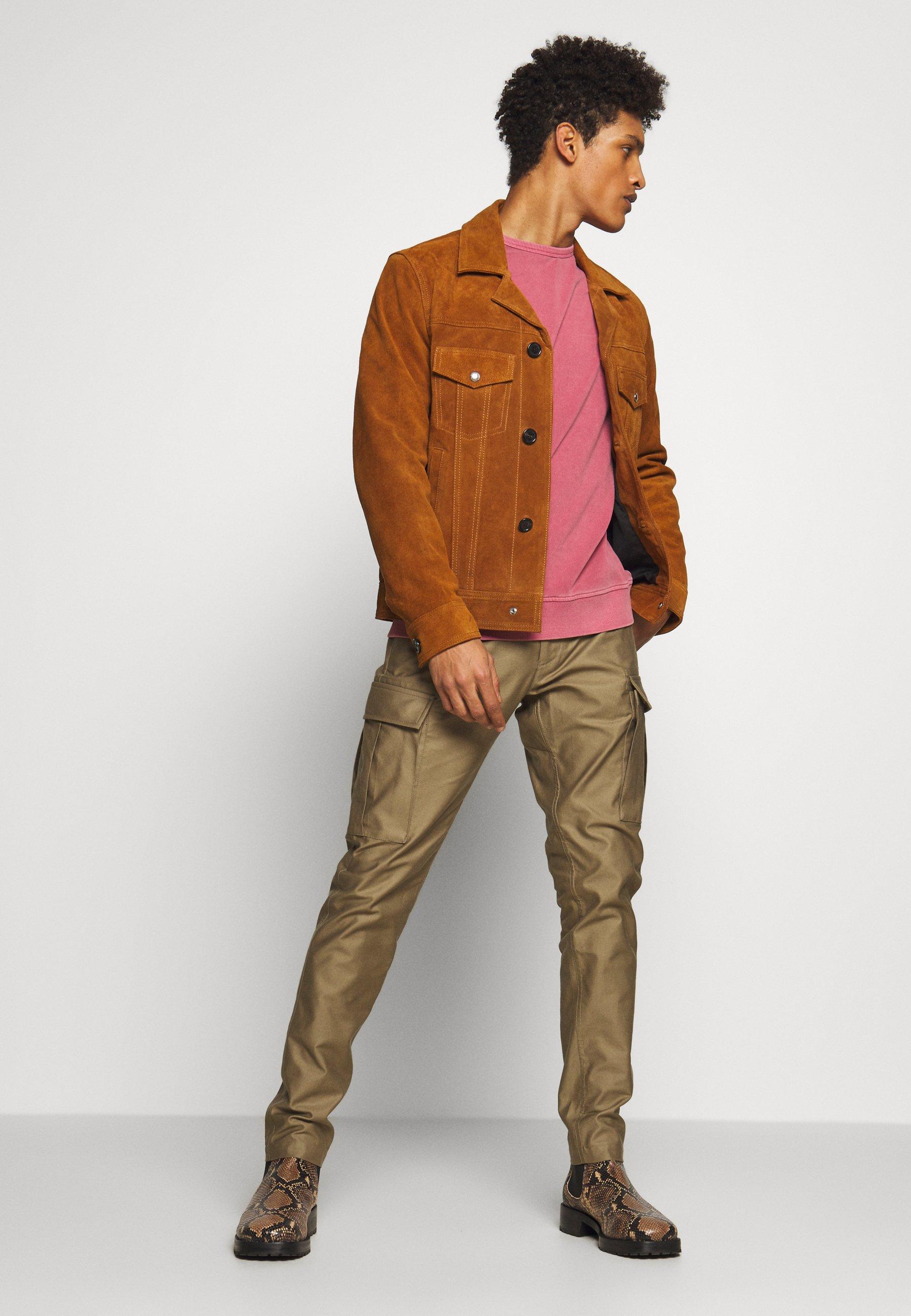 YMC You Must Create SCHRANK RAGLAN - Sweatshirt - pink