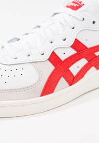 Onitsuka Tiger - GSM - Sneakers basse - white/classic red - 5