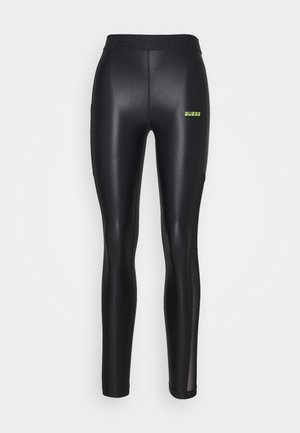 LEGGINGS - Legging - jet black