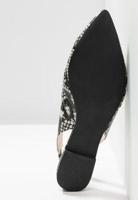 KIOMI - Slingback ballet pumps - white - 6