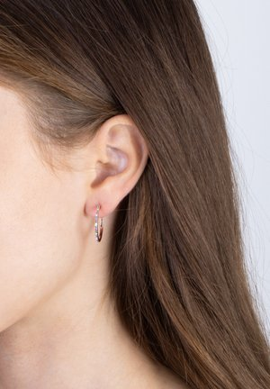 EZRANOR - Earrings - rose gold plated