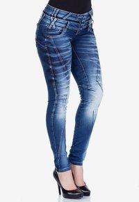 Cipo & Baxx - Slim fit jeans - blue - 0
