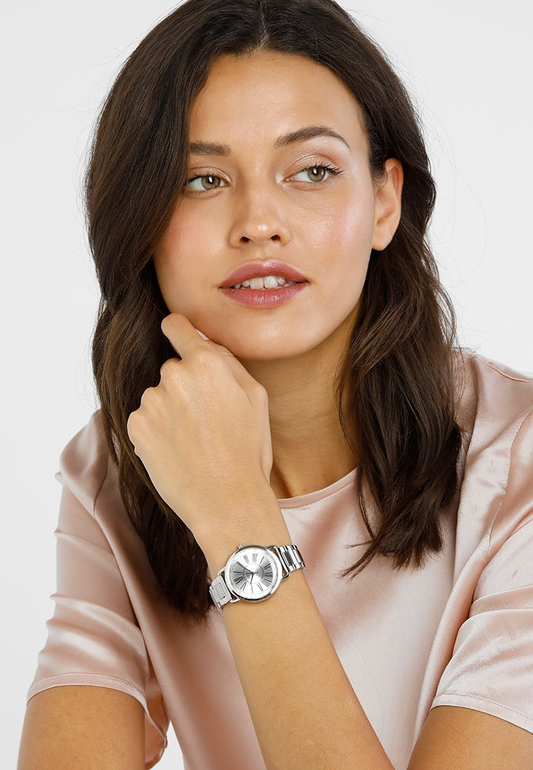 Guess - LADIES TREND - Watch - silver-coloured