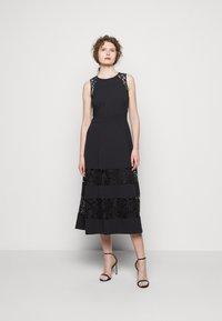 Lauren Ralph Lauren - LUXE TECH DRESS - Cocktail dress / Party dress - lighthouse navy - 1