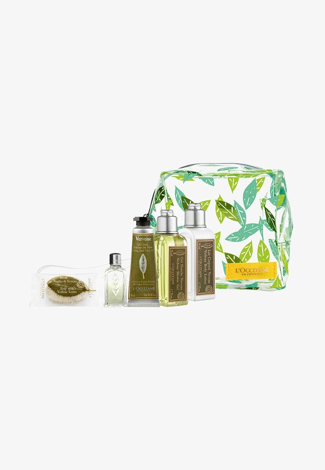VERBENA TRAVEL SET - Skincare set - -