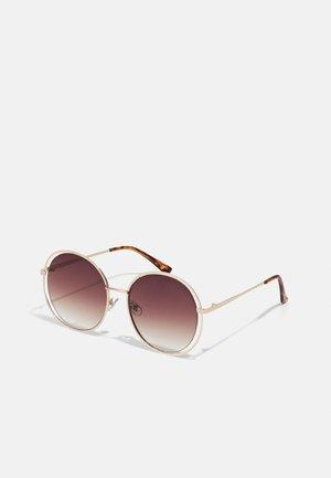 LERIA - Sluneční brýle - gold-coloured