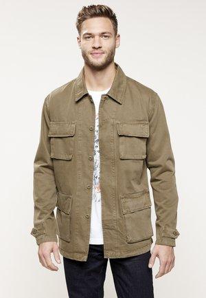 FIELD JACKET - Summer jacket - khaki