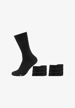 PORTLAND - Socks - black